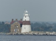 Execution Rocks Light, Long Island Sound